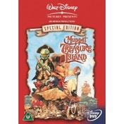 Muppet Treasure Island DVD
