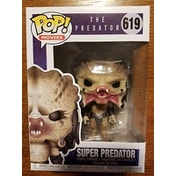 Super Predator (The Predator) Funko Pop! Vinyl Figure #619
