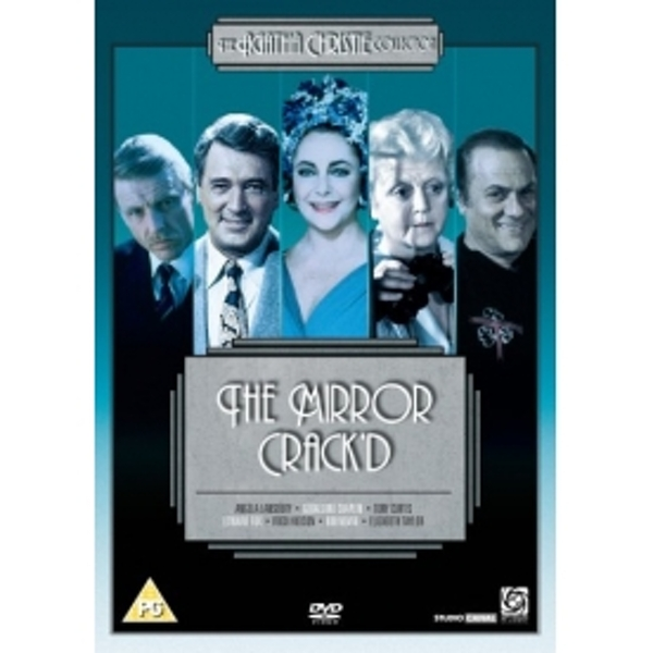 The Mirror Crack'd DVD