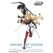 Weiss Schwarz TCG: Sword Art Online The Movie - Ordinal Scale Booster Box (20 Packs)