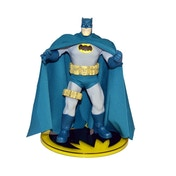 Mezco One 12 Collective Batman The Dark Knight Returns Action Figure Blue