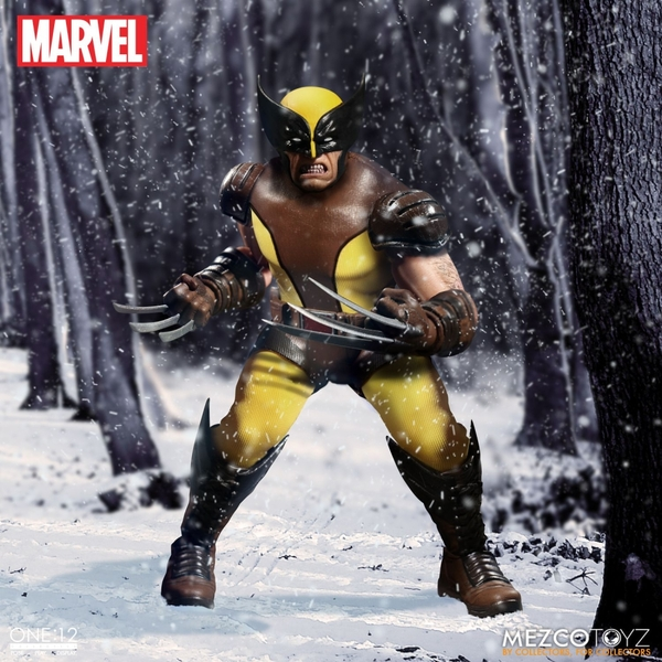 Wolverine (Marvel) One:12 Collective Figure