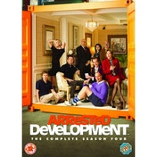 Arrested Development Season 4 DVD