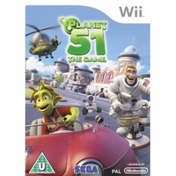 Planet 51 Game Wii