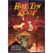 Hot Tin Roof Cats Just Want to Have Fun Board Game