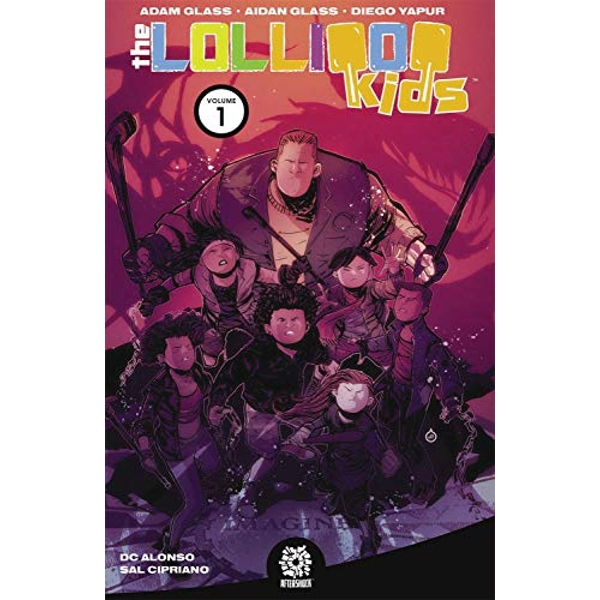 The Lollipop Kids, Vol. 1