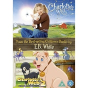 Charlotte's Web: 2 Movie Collection DVD