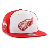 NHL Detroit Red Wings Sure Shot Accent '47 Captain