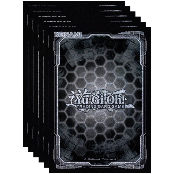 Yu-Gi-Oh! Dark Hex Card Sleeves (50 Pack)