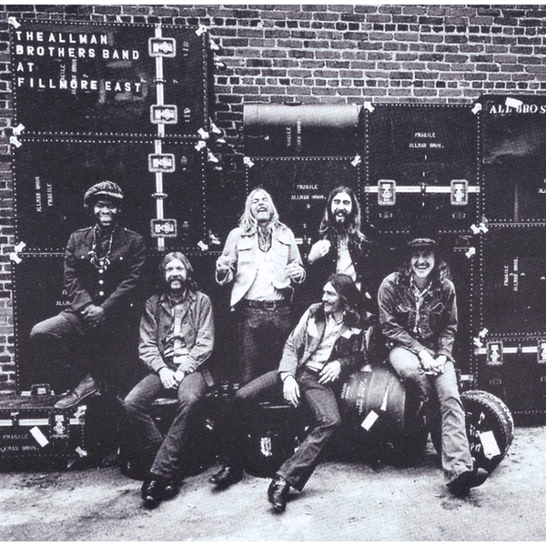 The Allman Brothers Band - The Allman Brothers Band At Fillmore East Vinyl