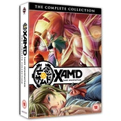 Xam'd Lost Memories Complete Collection DVD