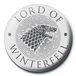 Game of Thrones - Lord of Winterfell Badge - Image 2