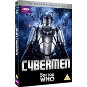 Doctor Who The Monster Collection Cybermen DVD