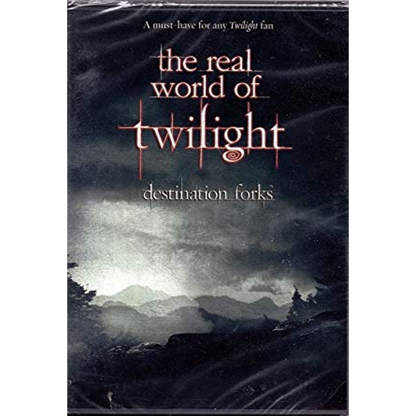 The Real World Of Twilight - Destination Forks DVD