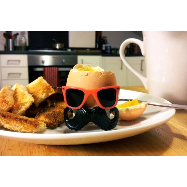 Bad Egg - Egg Cup - Image 1