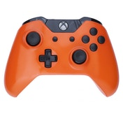 Orange & Black Edition Xbox One Controller