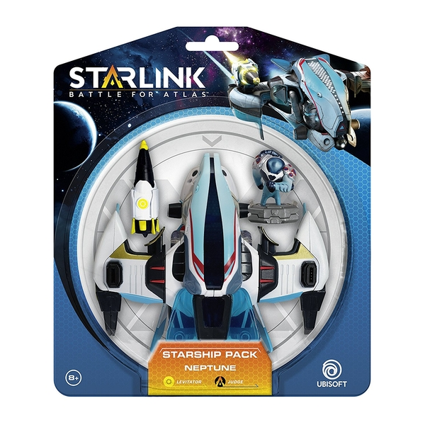 Starlink Battle For Atlas Starship Pack Neptune (PS4, Nintendo Switch and Xbox One) [No Retail Packaging]