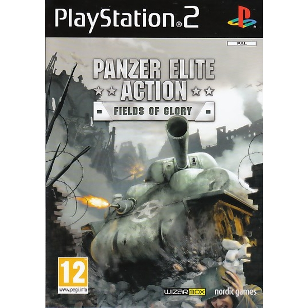 Image of Panzer Elite Action Ps2 [PS2]
