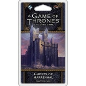 A Game Of Thrones 2nd Edition Card Game Ghosts of Harrenhal Chapter Pack