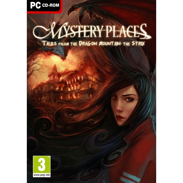 Mystery Places Tales from Dragon Mountain Game PC