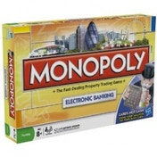 Here & Now Electronic Monopoly Board Game