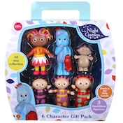 In the Night Garden 6 Figurine Gift Pack - Damaged Packaging