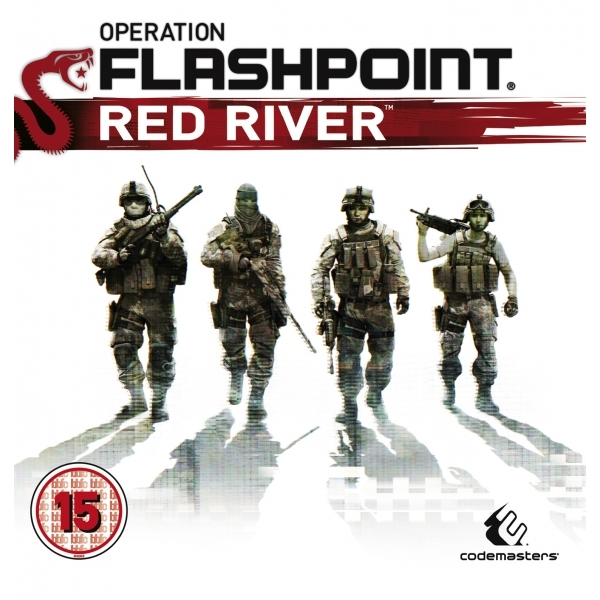 Operation Flashpoint Red River Game PS3