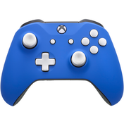 Xbox One S Controller - Polar Blue Velvet Edition