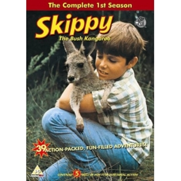 Skippy The Bush Kangaroo Series 1 DVD