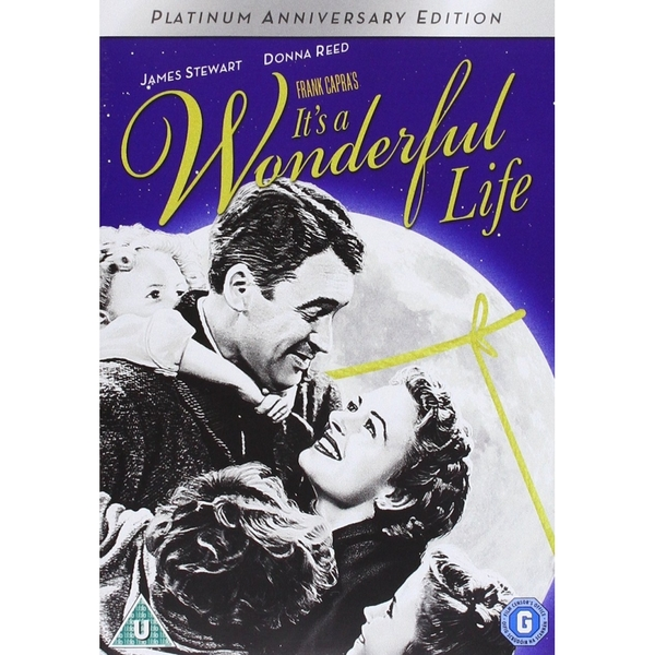 It's A Wonderful Life DVD (2016)