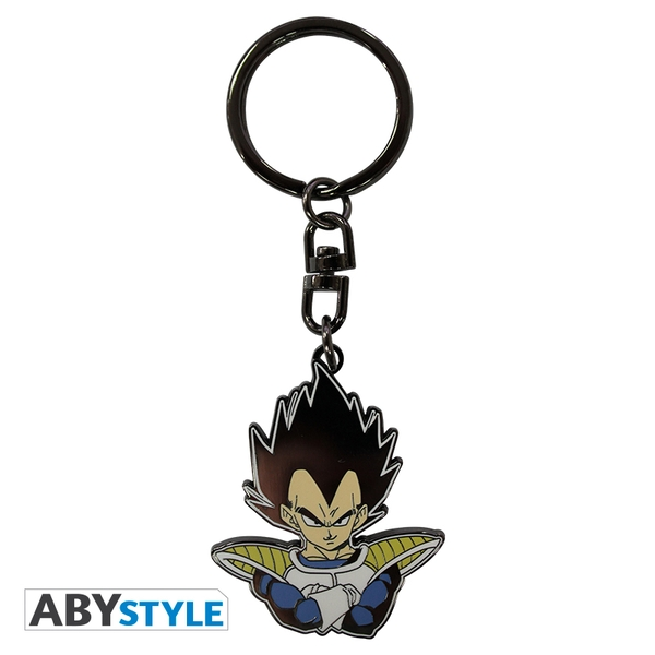 Dragon Ball - Dbz/ Vegeta Metal Keyring