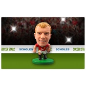 Soccerstarz Man Utd Home Kit Paul Scholes
