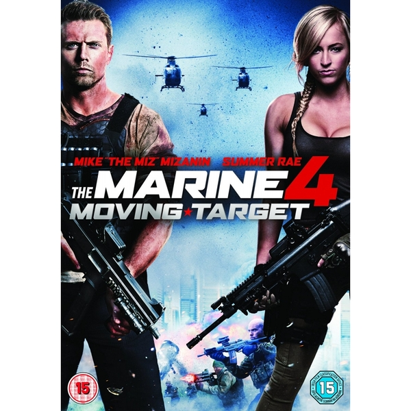 The Marine 4: Moving Target DVD