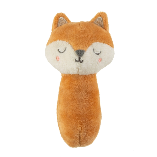 Sass & Belle Woodland Fox Baby Rattle
