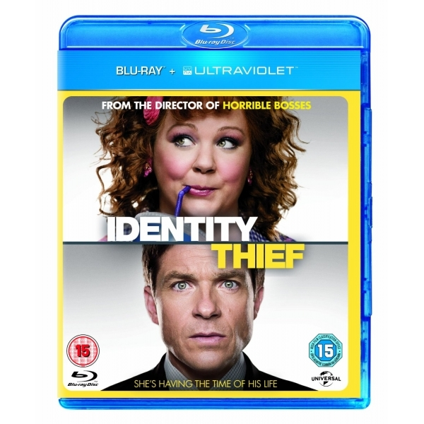 Identity Thief Blu-ray & UV Copy