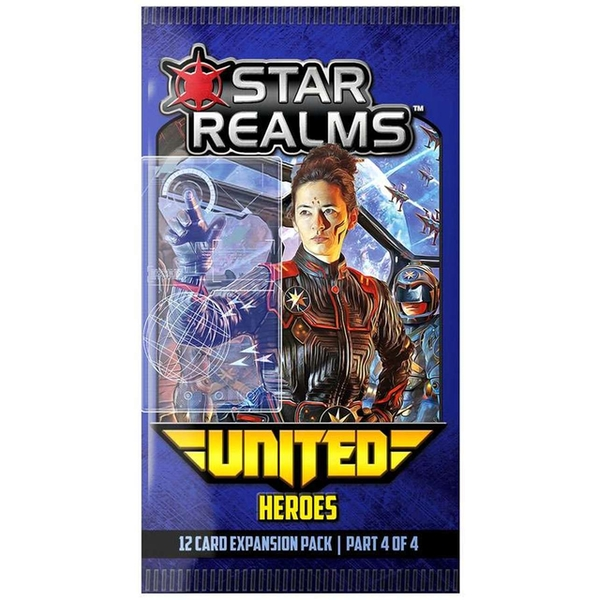 Star Realms United: Heroes Expansion