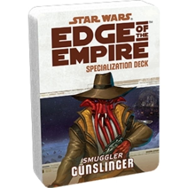 Star Wars Edge of the Empire Gunslinger Specialization Deck