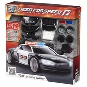 Mega Bloks Need for Speed Buildable Audi R8