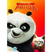 Kung Fu Panda (2018 Artwork Refresh) DVD