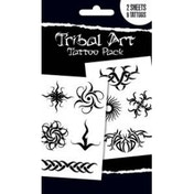 Tribal Art Tattoo Pack