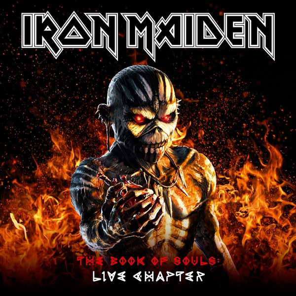 Iron Maiden - The Book Of Souls: Live Chapter Vinyl
