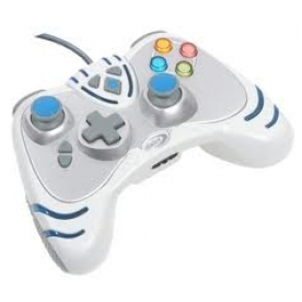Datel Wired Wildfire 2 Controller White Xbox 360 - Image 3