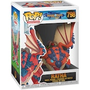 Ratha (Monster Hunter) Funko Pop! Vinyl Figure #798