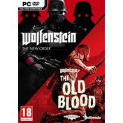 Wolfenstein The New Order & The Old Blood Double Pack PC Game