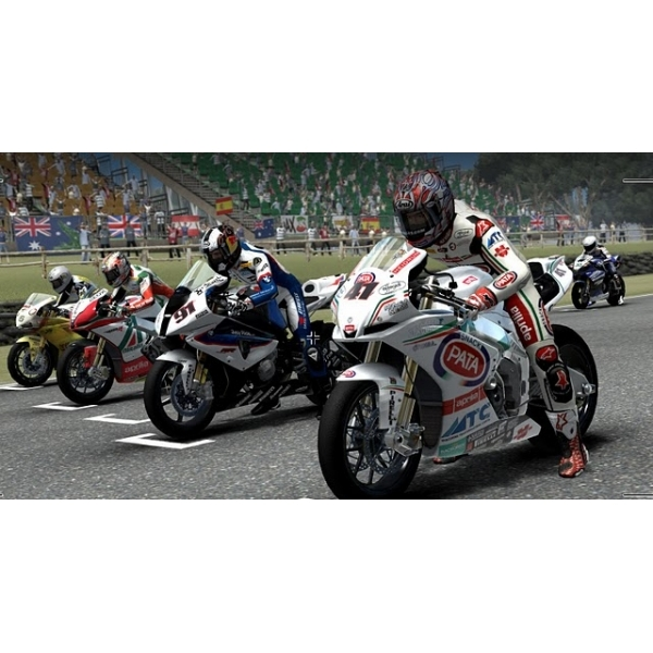 SBK Superbike World Championship 2011 Game PS3 - Image 2