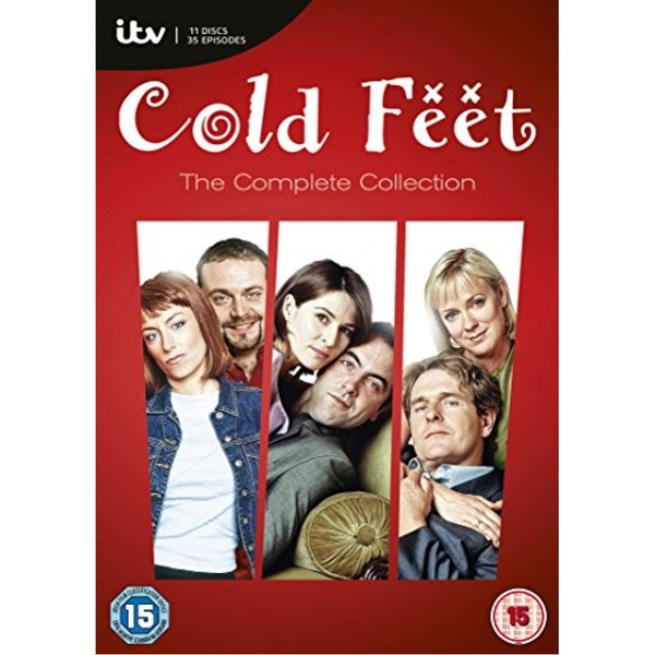 Cold Feet: The Complete Collection DVD