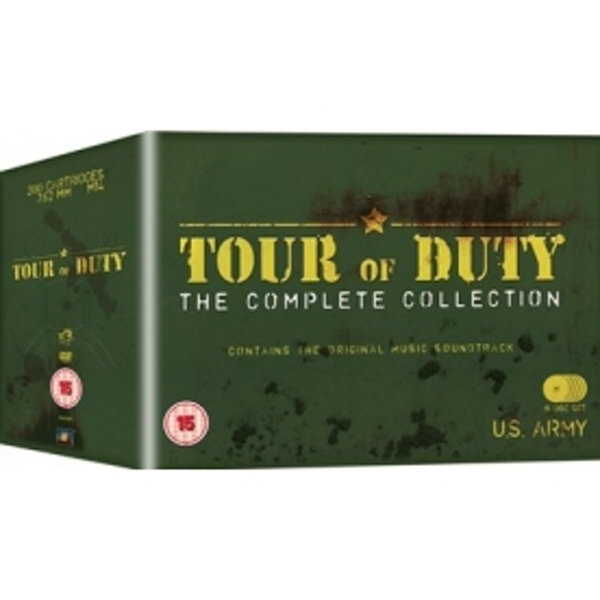 Tour Of Duty Complete DVD