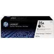 HP CB435A (35A) Toner black, 1.5K pages, Pack qty 2