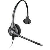 Plantronics HW251N Monaural Head-band Black