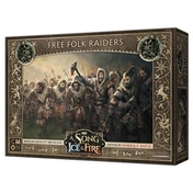 A Song Of Ice and Fire Free Folk Raiders Expansion